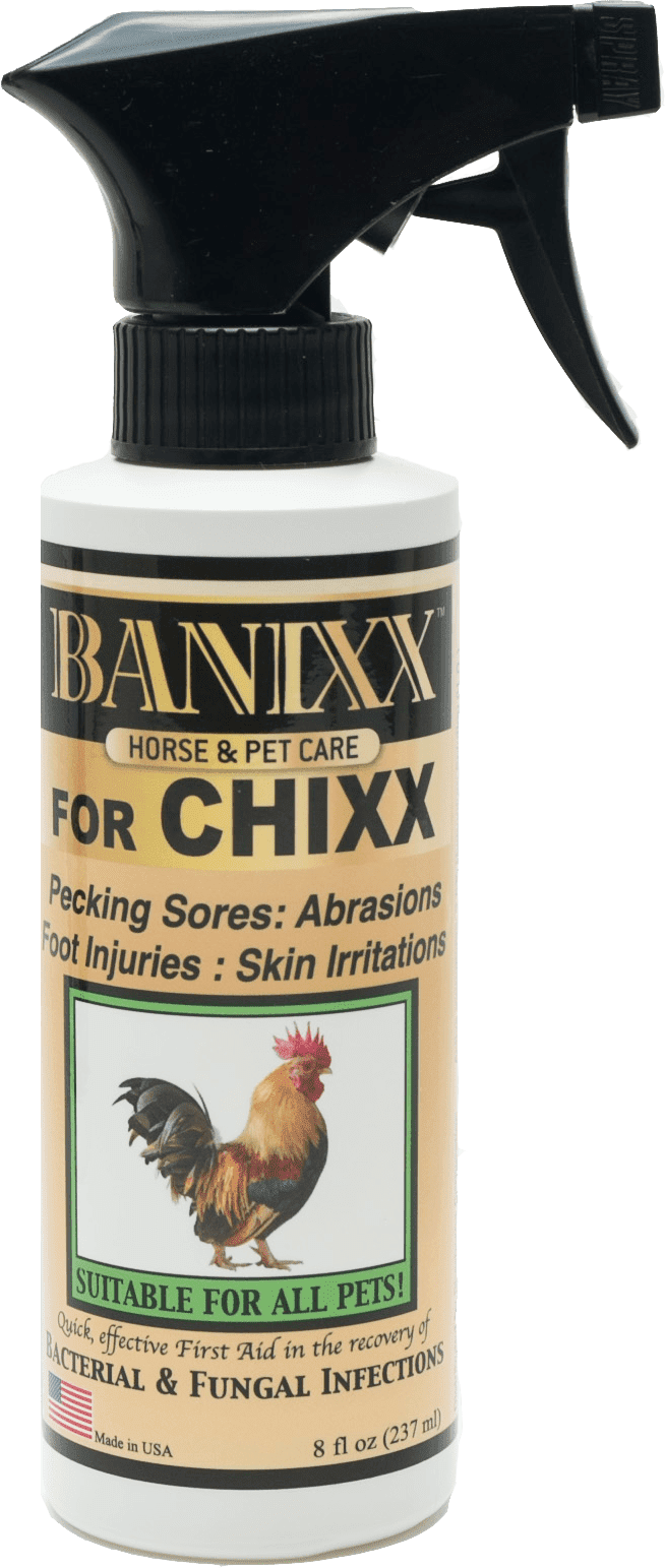 banixx for chickens