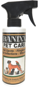 dog wound spray