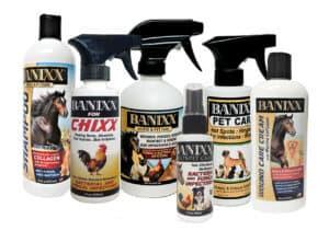 banixx products