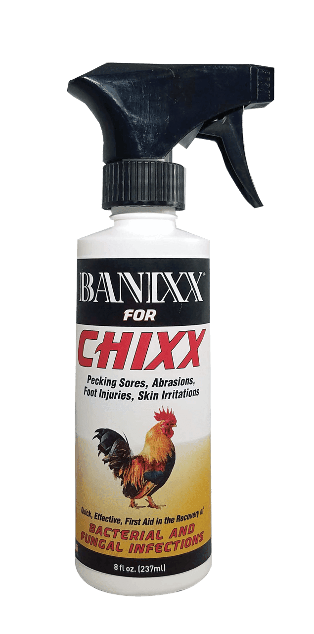 banixx for chickens