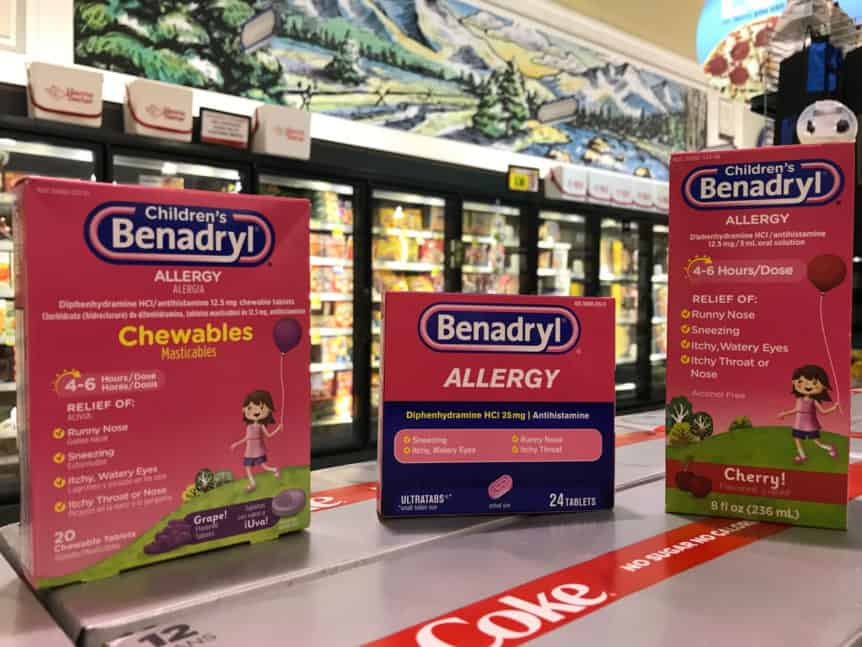 Benadryl Dog Hot Spots