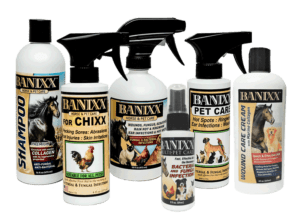 banixx spray remedy