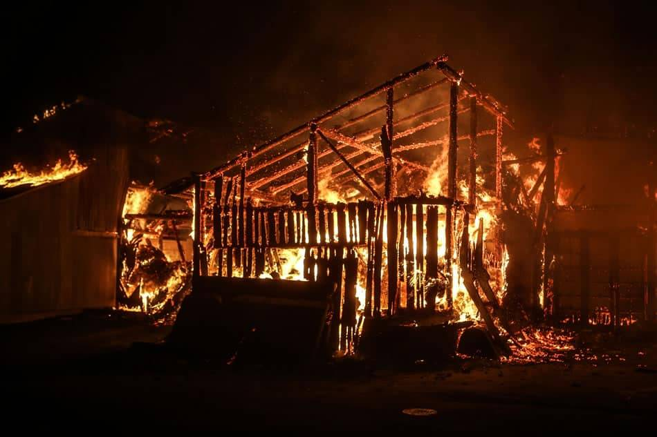 how to prevent a barn fire