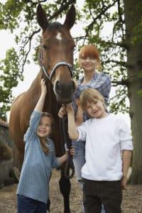 treating horse colic