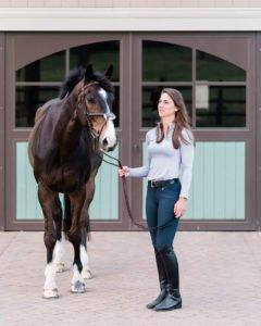ariel grald horse